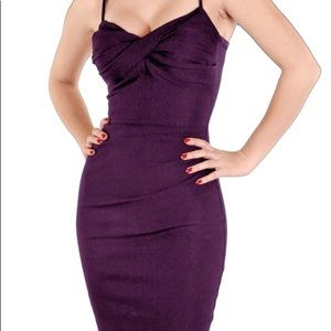 bombshell sweetheart wiggle dress Stop Staring M/L